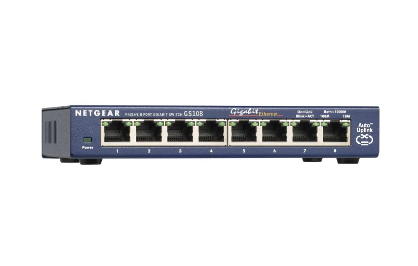 N5 Gigabit Switch 8port